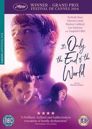 It's Only the End of the World Online DVD Rental