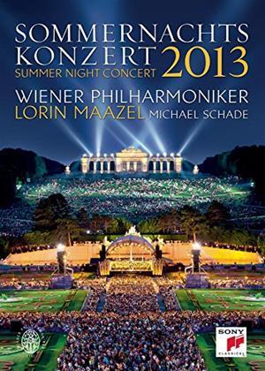 Rent Wiener Philharmoniker: Sommernachtskonzert 2013 Online DVD Rental