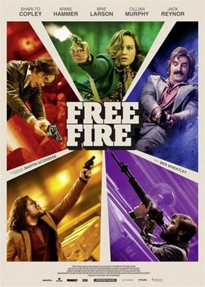 Rent Free Fire Online DVD Rental