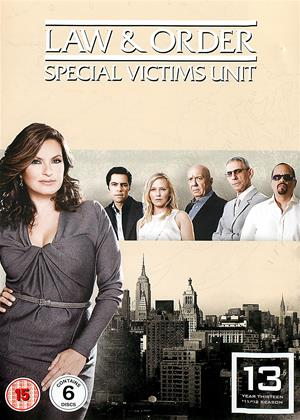 Law and Order: Special Victims Unit: Series 13 Online DVD Rental