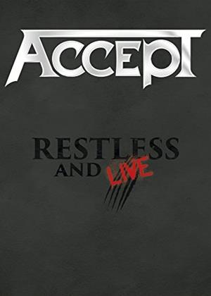 Accept: Restless and Live Online DVD Rental