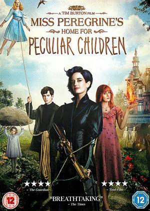 Rent Miss Peregrine's Home for Peculiar Children Online DVD Rental