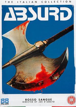 Rent Absurd (aka Rosso Sangue) Online DVD Rental
