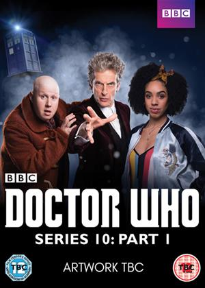 Doctor Who: Series 10: Vol.1 Online DVD Rental