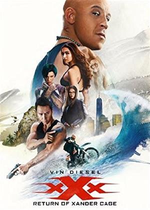 xXx: The Return of Xander Cage Online DVD Rental