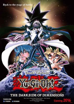 Yu-Gi-Oh!: The Dark Side of Dimensions Online DVD Rental