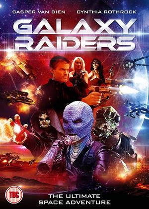 Galaxy Raiders Online DVD Rental