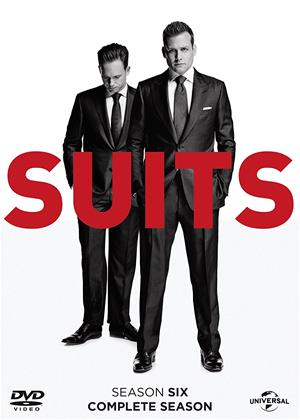 Suits: Series 6 Online DVD Rental