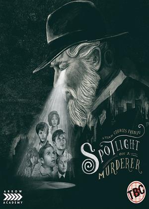 Spotlight on a Murderer Online DVD Rental
