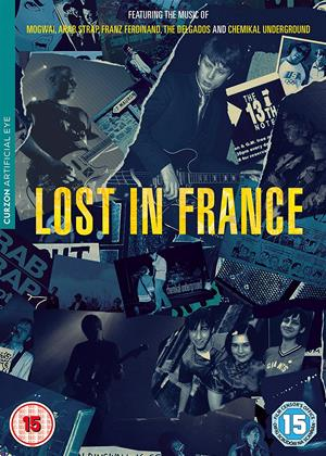 Lost in France Online DVD Rental