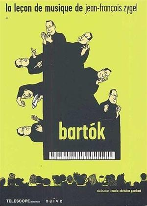 Jean-François Zygel: La Leçon De Musique: Bartók Online DVD Rental