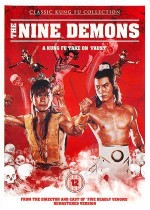 The Nine Demons Online DVD Rental