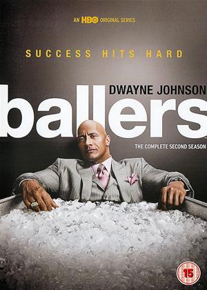 Rent Ballers: Series 2 Online DVD Rental