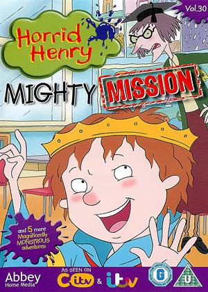 Rent Horrid Henry: Mighty Mission Online DVD Rental