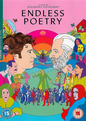 Endless Poetry Online DVD Rental