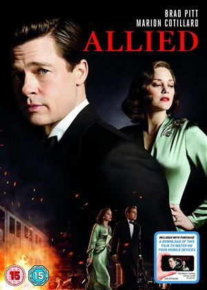 Rent Allied (aka Five Seconds of Silence) Online DVD Rental