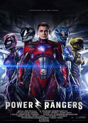 Power Rangers Online DVD Rental