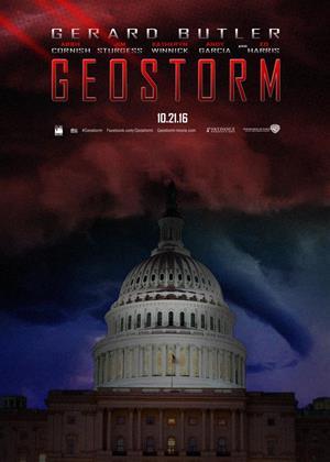 Geostorm Online DVD Rental