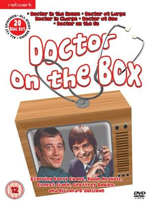 Doctor on the Box: Series Online DVD Rental