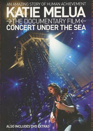 Katie Melua: Concert Under the Sea Online DVD Rental