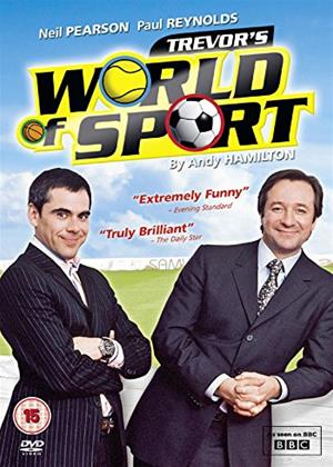 Trevor's World of Sport Online DVD Rental