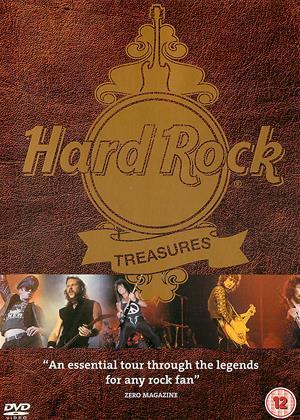 Hard Rock Treasures Online DVD Rental