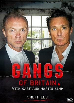 Gangs of Britain: Sheffield Online DVD Rental