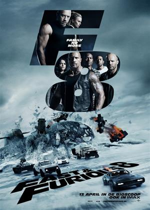The Fate of the Furious Online DVD Rental