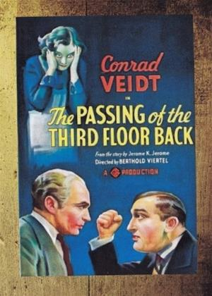 The Passing of the Third Floor Back Online DVD Rental