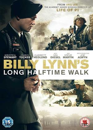 Rent Billy Lynn's Long Halftime Walk Online DVD Rental