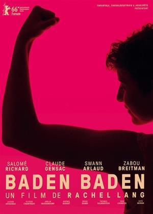 Rent Baden Baden (aka Baden-Baden: Seule comme une baignoire) Online DVD Rental