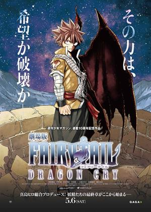 Fairy Tail: Dragon City Online DVD Rental