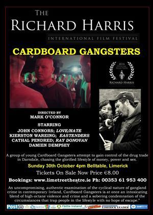 Cardboard Gangsters Online DVD Rental