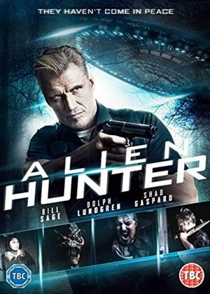 Alien Hunter Online DVD Rental