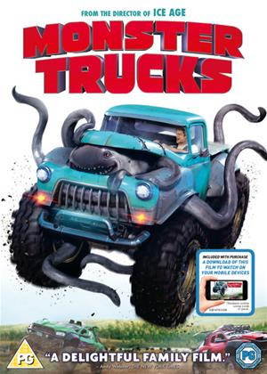 Monster Trucks Online DVD Rental