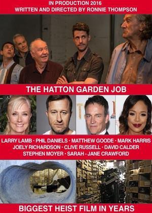 The Hatton Garden Job Online DVD Rental