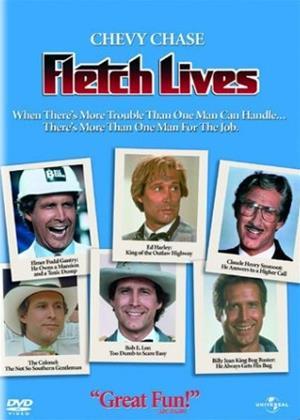 Fletch Lives Online DVD Rental