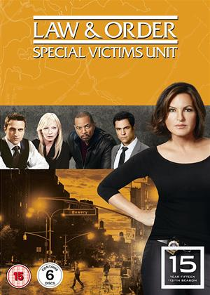 Rent Law and Order: Special Victims Unit: Series 15 Online DVD Rental
