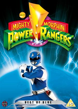 Power Rangers: The Best of Blue Online DVD Rental