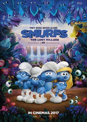 Smurfs: The Lost Village Online DVD Rental