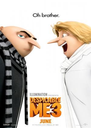 Despicable Me 3 Online DVD Rental