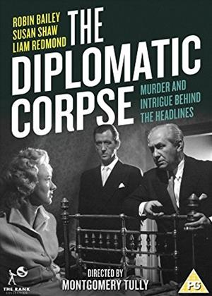 The Diplomatic Corpse Online DVD Rental