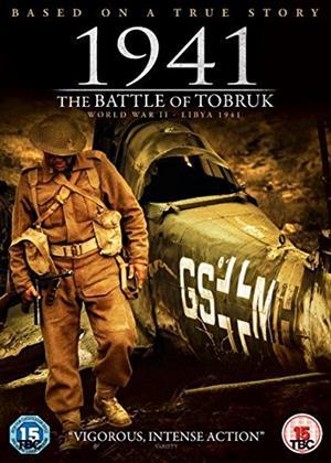 1941: The Battle of Tobruk Online DVD Rental