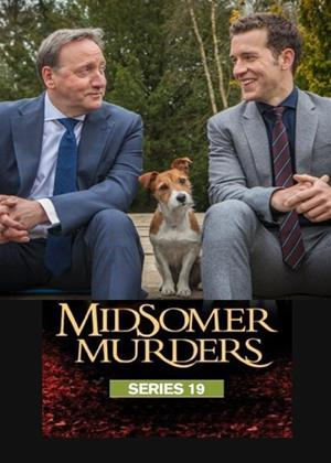 Midsomer Murders: Series 19: Part 1 Online DVD Rental