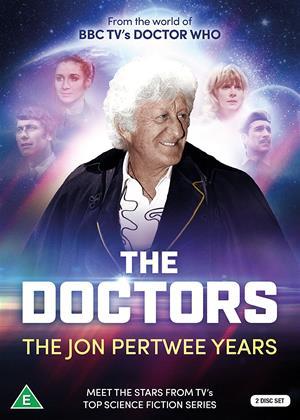 The Doctors: The John Pertwee Years Online DVD Rental