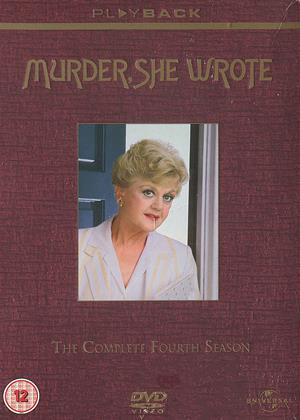 Rent Murder, She Wrote: Series 4 Online DVD Rental