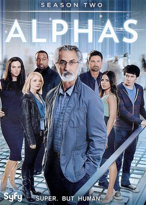 Rent Alphas: Series 2 Online DVD Rental