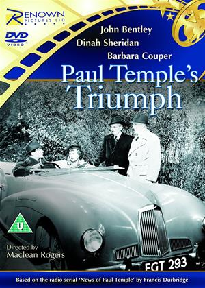 Rent Paul Temple's Triumph Online DVD Rental