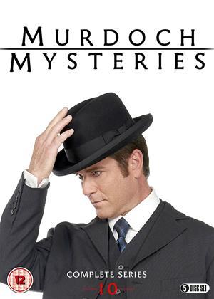 Murdoch Mysteries: Series 10 Online DVD Rental