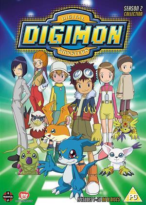Rent Digimon: Digital Monsters: Series 2 Online DVD Rental